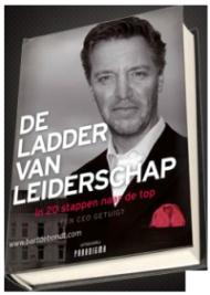 boek de ladder van leiderschap